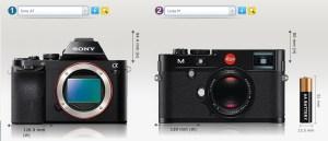A7 vs. Leica M