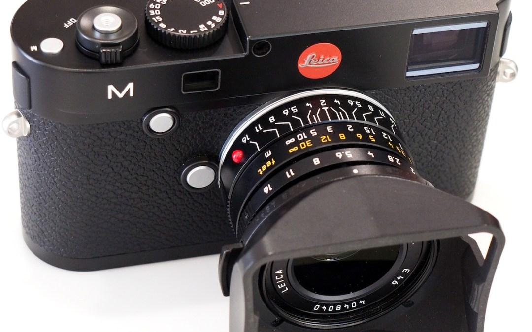 Leica M6 Entfernungsmesser Justieren : Leica photoauge