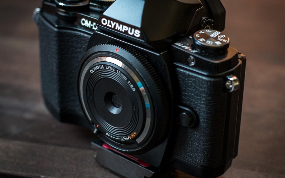 Olympus 15mm Body Cap