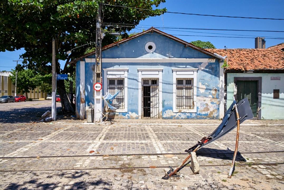 Irgendwo im Hafengebiet von Natal