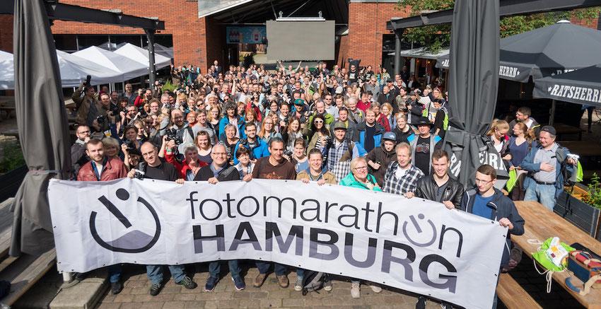 Fotomarathon Hamburg die Zweite