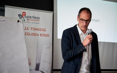 2. Paperless Pioneers Conference
