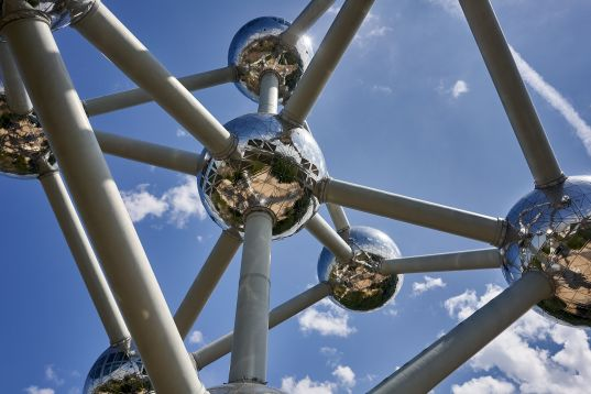Photoauge / Atomium