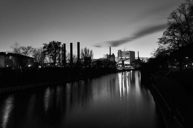 Photoauge Das Kraftwerk