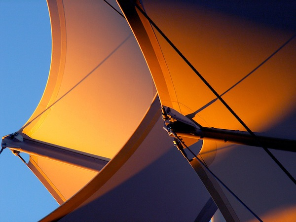 Glowing Sails