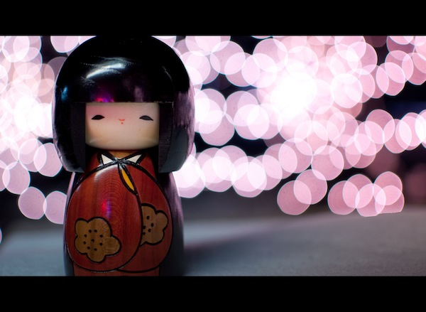 Yuki-chan and the Bokeh