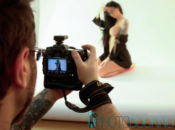 Fotograf Videochat Budoir