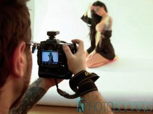 Fotograf Budoir Videochat