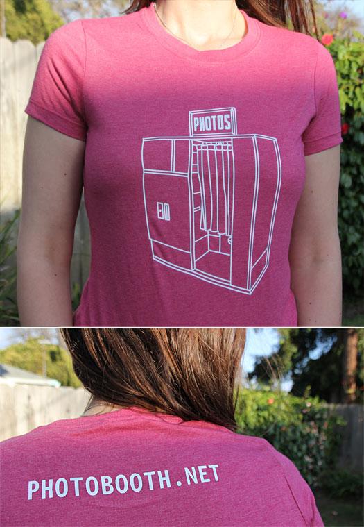 Photobooth.net Women's T-Shirt