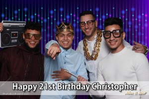 Photo Booths 4 All are green screen event professionals