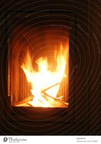 Blaze Fireman Fireplace - a Royalty Free Stock Photo from ...