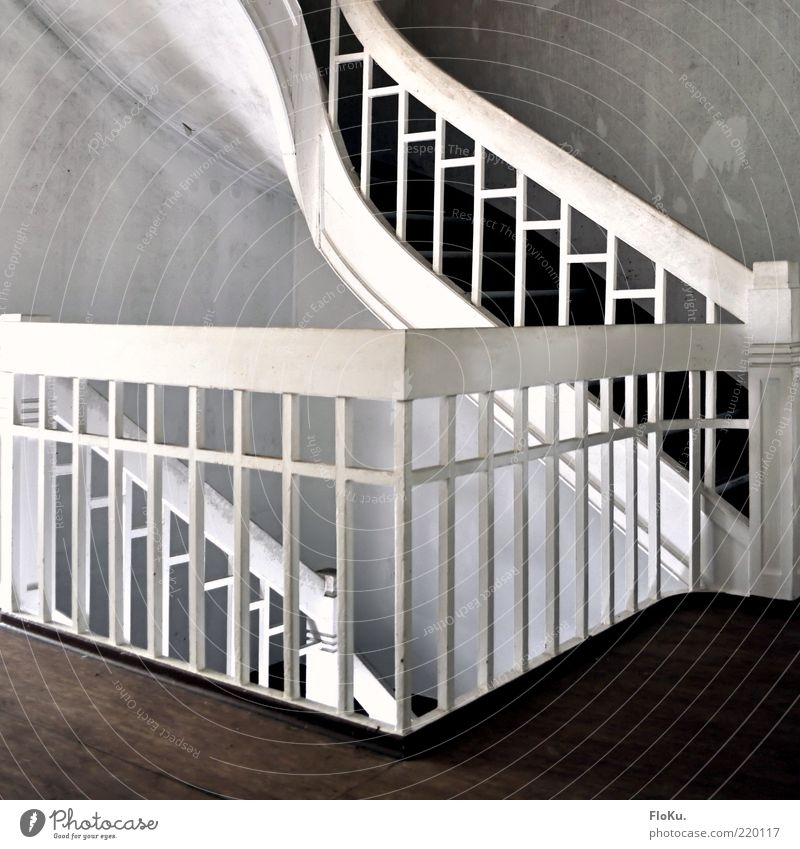 Text Space Stairs Banister A Royalty Free Stock Photo From Photocase   Grey And White Banister   Furniture   Light Wood Banister   Runner Designsponge   Green White   Indoor