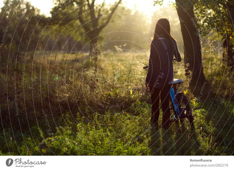Alone Girl Hd Wallpaper Free Download Human Being Nature Blue A Royalty Free Stock Photo From
