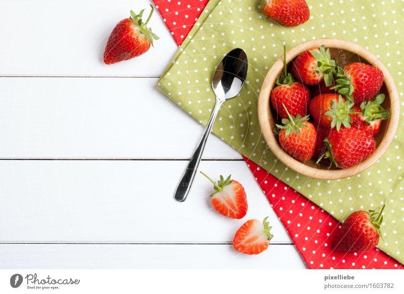 Kochlffel alt wei rot  ein lizenzfreies Stock Foto von