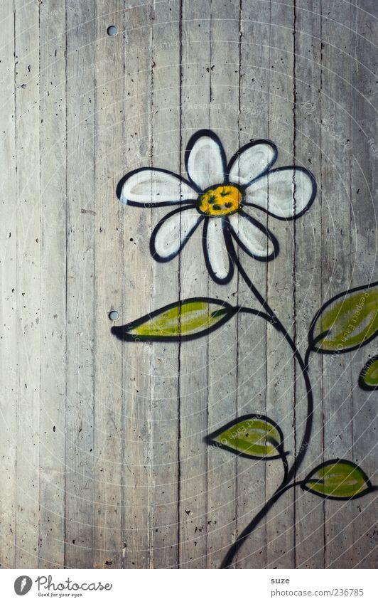 Von Bienen und Blumen alt  ein lizenzfreies Stock Foto