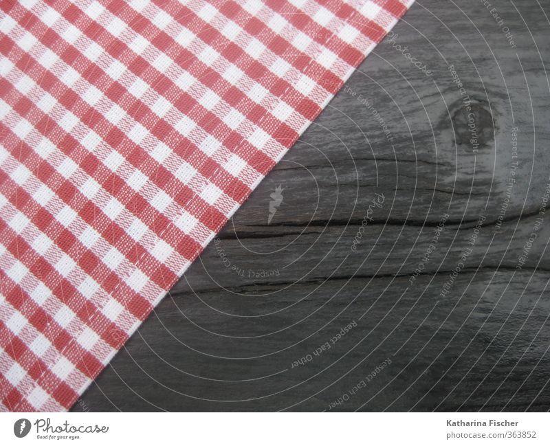 Holz Hintergrund mit Tischdecke  ein lizenzfreies Stock Foto von Photocase