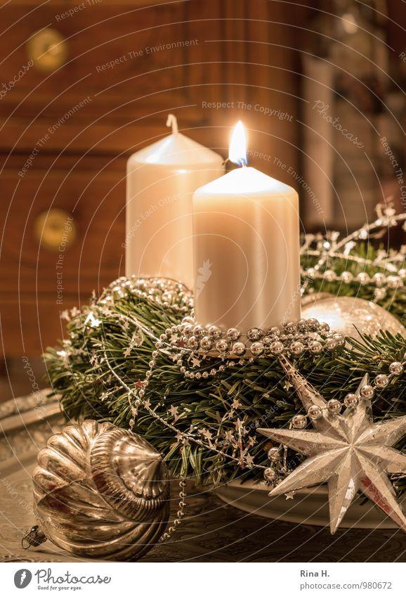 Alle Jahre wieder zur Weihnachtszeit  ein lizenzfreies