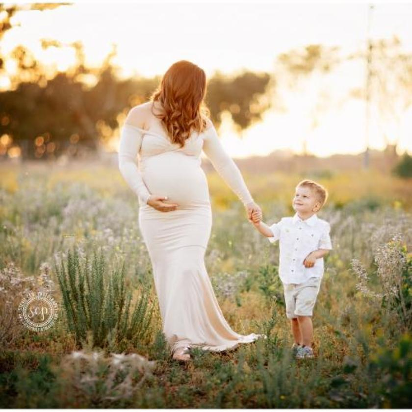Zwangerschapskleding en -kronen van Sew Trendy ™ Mode & accessoires van Sew Trendy