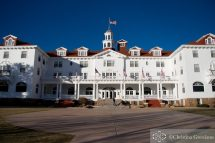 Christmas Wedding Stanley Hotel Colorado