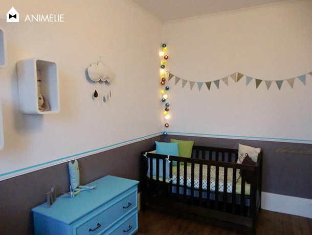 dcoration chambre de bebe garcon
