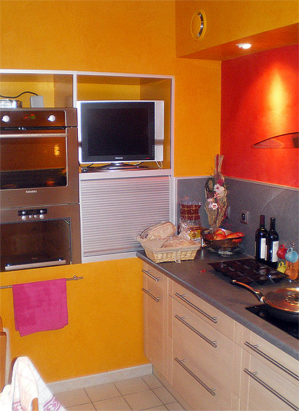 deco cuisine peinture