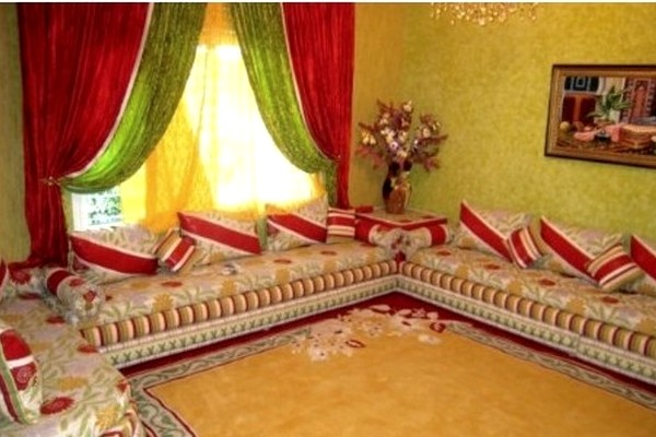 Decoration Salon Marocain Beldi | Why Santa Claus