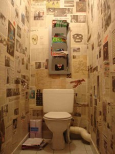 idee deco wc original