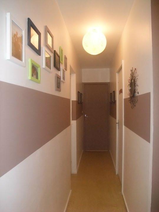 Dcoration Peinture Couloir Entre