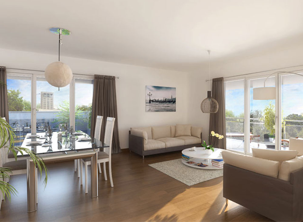 dco appartement neuf