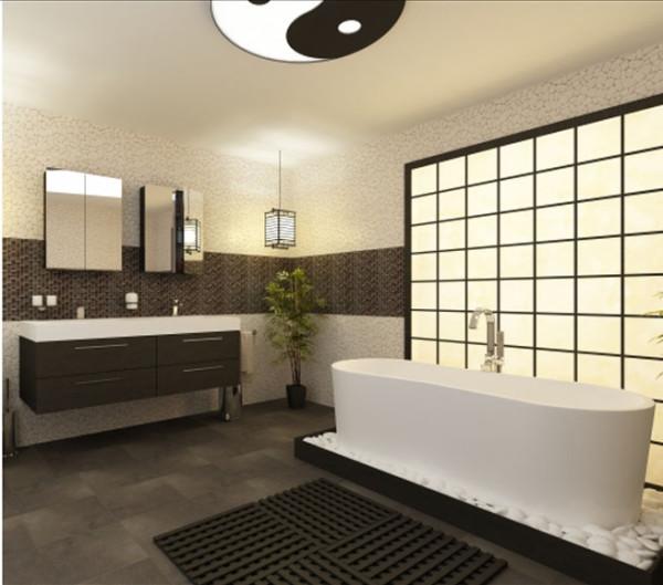 dco salle de bain japonaise