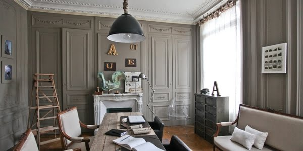 Dco Maison Bourgeoise