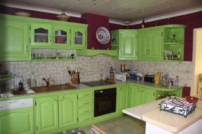 Simple Chambre Vert Pistache Et Chocolat Modle Cuisine