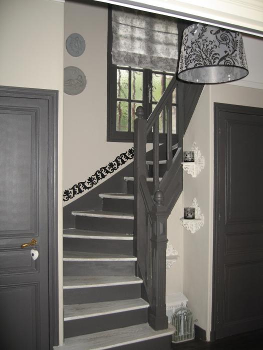 des photos de cage descalier