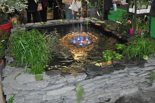 dcoration tang jardin