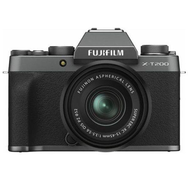 Fujifilm XT200 + XC15-45