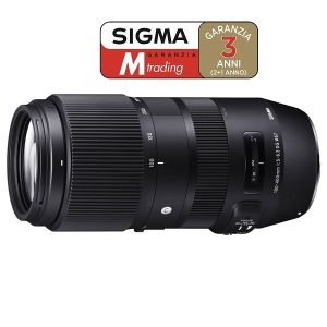 Sigma 100-400 Canon