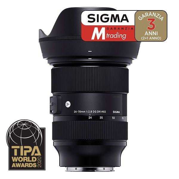 Sigma 24-70 2.8 Sony