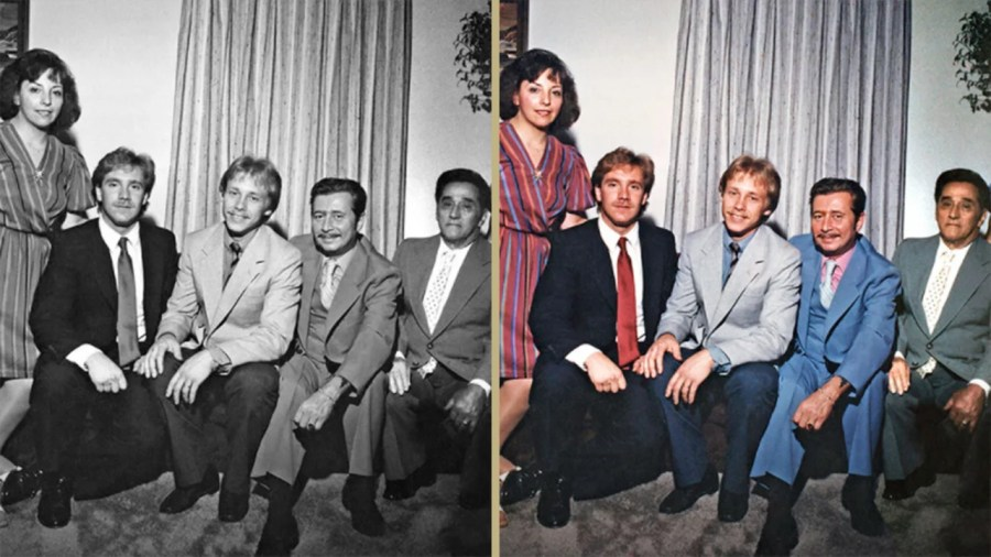 Photo Colorizing