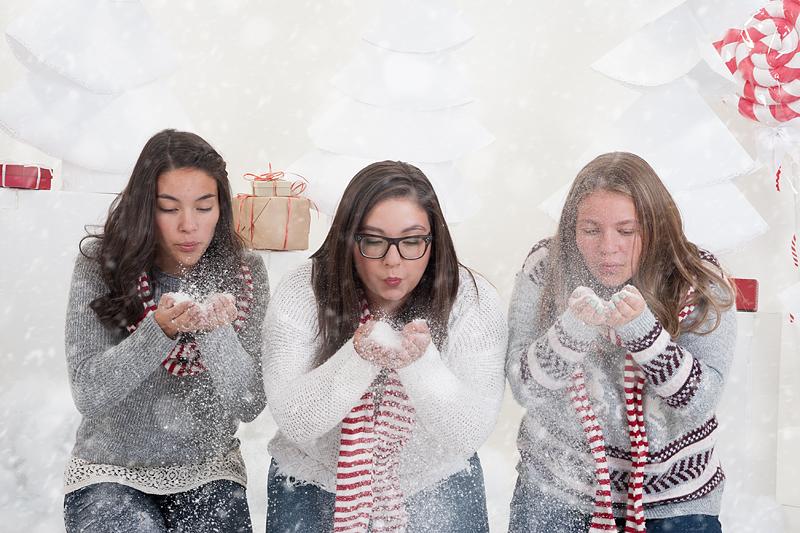 Christmas Portraits Coquitlam