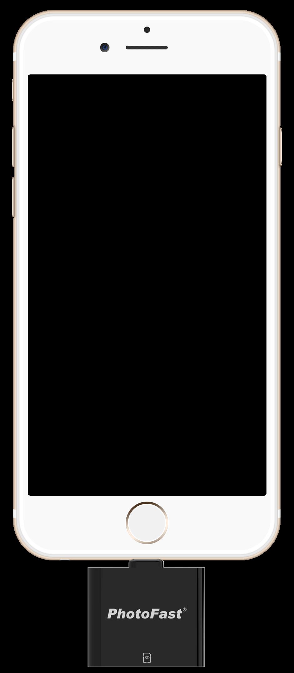 PhotoFast CR-8710 iOS SD Card Reader