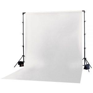 Muslin Backdrop 10x20' White