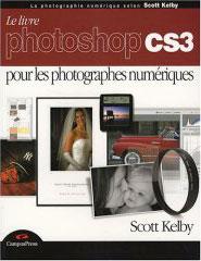 Livre Adobe photoshop CS3 pour les photographes numeriques