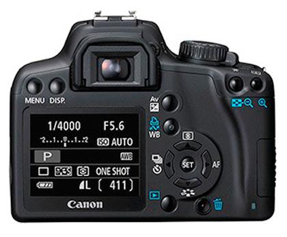 Canon 1000D dos