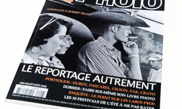 Réponses Photo Hors Série 6 : le reportage autrement
