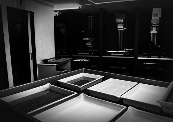 Black Amp White And Colour Darkroom Hire London