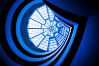 blue guggenheim (limitierte edition) - PHOTOGALERIE WIESBADEN - new york city - fascensation