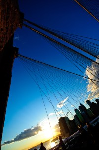 brooklyn bridge 2 (limitierte edition) - PHOTOGALERIE WIESBADEN - new york city - fascensation