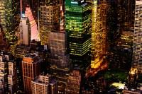 city lights of manhattan (limitierte edition) - PHOTOGALERIE WIESBADEN - new york city - fascensation