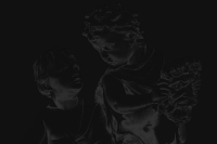 gustav-freytag-denkmal-kurpark-2 - PHOTOGALERIE WIESBADEN - dunkel-schwarz