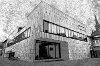 hessischer landtag - grabenstr. - steinstruktur (photo art edition) - PHOTOGALERIE WIESBADEN - wiesbaden - impressionen 3